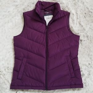 Gorgeous Down Puffer Vest
